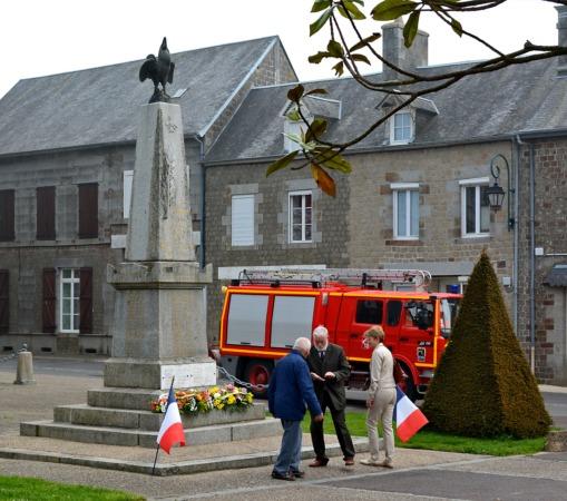 Armistice de 1918 @ Place de l'Église