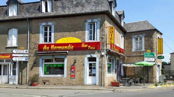 Apéritif-dinatoire @ Au Normandie
