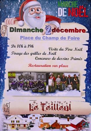 Marché de Noël @ Place du Champ de Foire