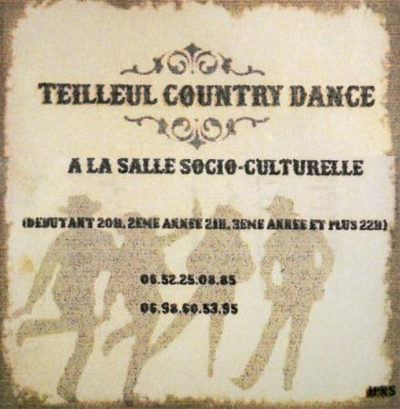 Soirée privée Country Danse @ Salle de la Basse Porte