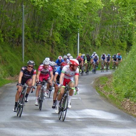 Course cycliste @ Le Teilleul et environs