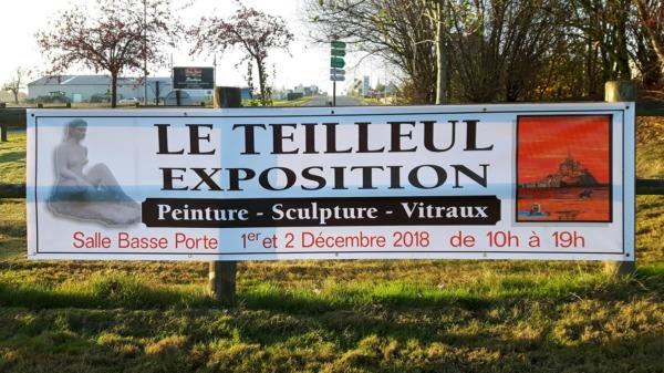 LE TEILLEUL EXPOSITION @ Salle de la Basse Porte