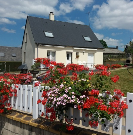Concours des maisons et fermes fleuries @ Salon d'Honneur de la Mairie