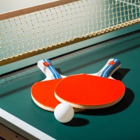 Tournoi interne de ping-pong @ Salle Socioculturelle