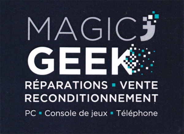 Ouverture MAGIC GEEK @ 7, place du Champ de Foire