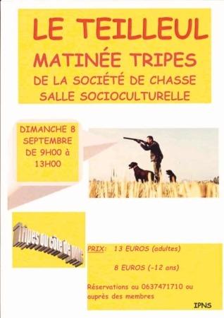 Matinée Tripes @ Salle Socioculturelle