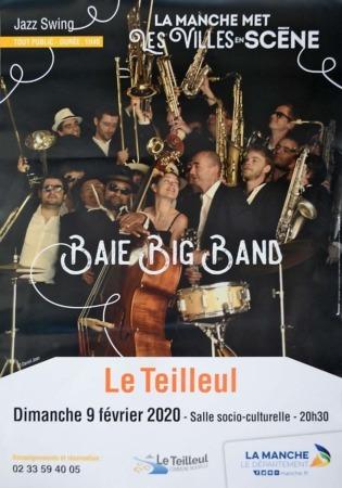 Concert du Baie Bing Band @ Salle Socioculturelle