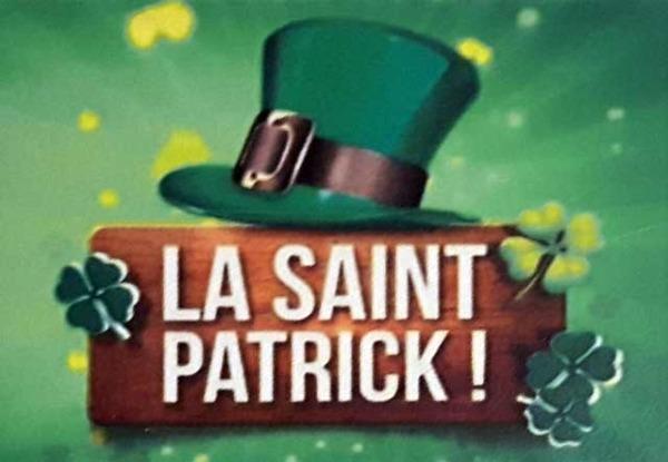 La Saint Patrick @ Bar-Tabac chez NANOU