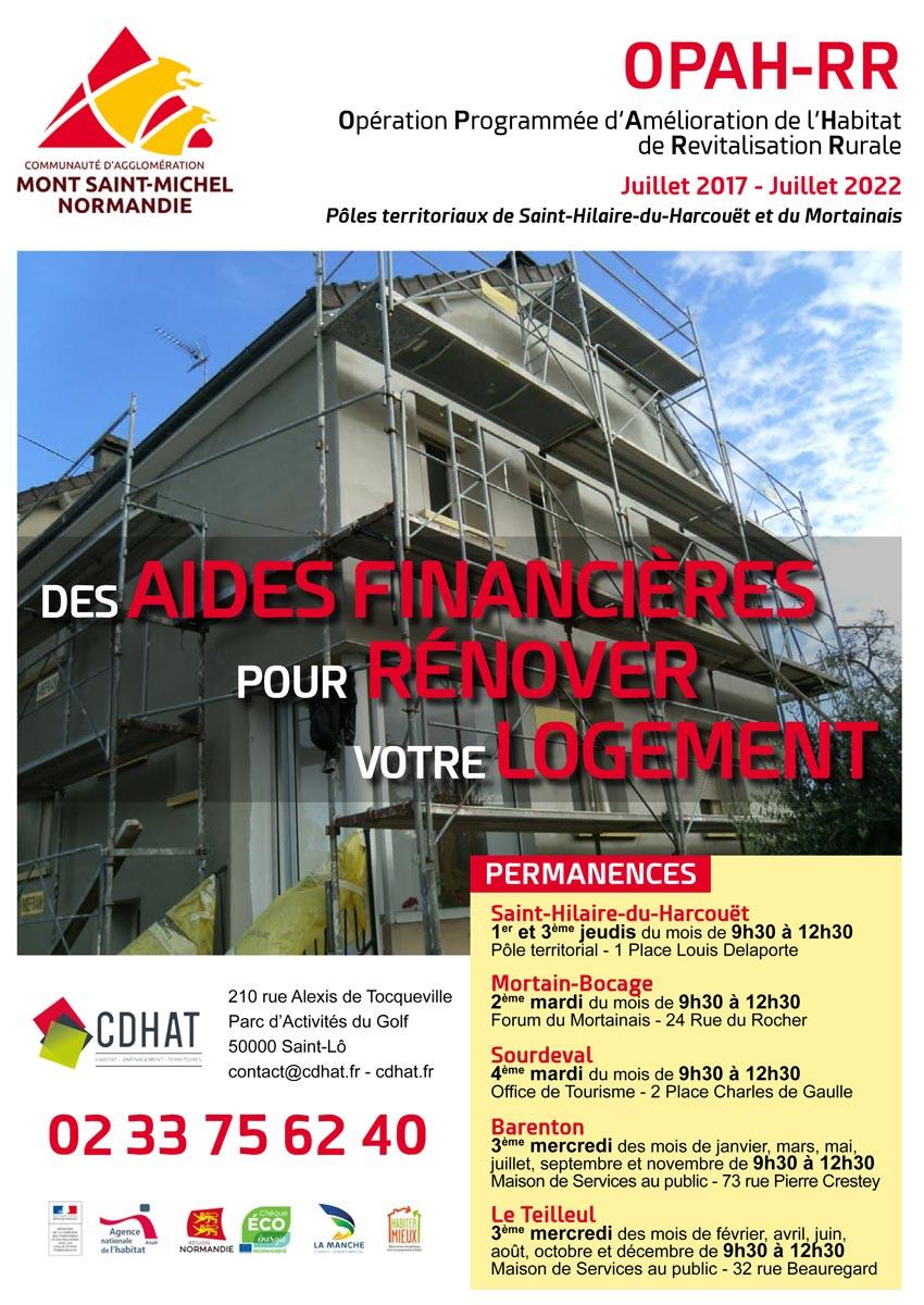 Permanence du CDHAT @ Pôle de Services