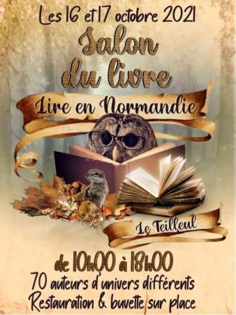 """Salon du Livre """"Lire en Normandie"""" @ Salle Socioculturelle"""