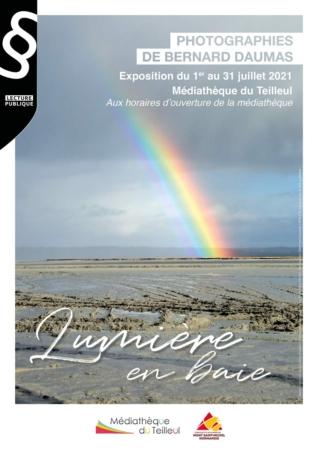"""Exposition """"Lumière en Baie"""" @ Médiathèque"""