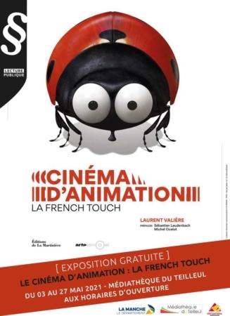 Cinéma d'Animation @ Médiathèque