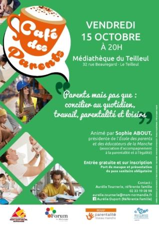 Café des Parents @ Médiathèque